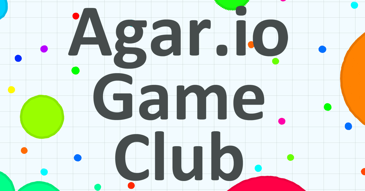 Agar Io Unblocked Iphone